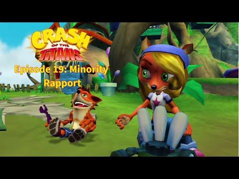 Crash of the Titans | Episode 19: Minority Rapport