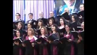 Arax Armenian Chorus-Karun Yerevan -( Aram Khachadurian) - March 2013
