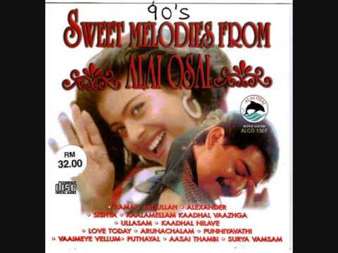 14 SWEET MELODIES SONGS FROM TAMIL MOVIES OF THE 90S