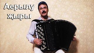Татарская песня - Аерылу җыры на баяне