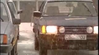 Ford Granada testas i Trafikmagasinet 1982
