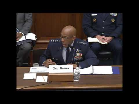 """20210616 Full Committee Hearing: """"Department of the Air Force Fiscal Year 2022 Budget Request"""""""