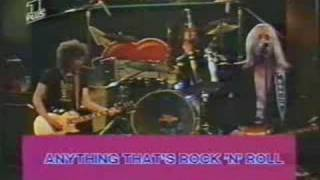 Tom Petty and The Heartbreakers - Anything That