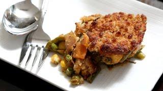Vegetable Casserole Recipe | One Pot - Casserole Recipe | Ruchi's Kitchen