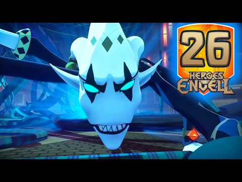 Heroes Of Envell ⚡ Episode 26 ⚡ Finale 🛡 All Episodes Collection 🧱 Moolt Kids Toons