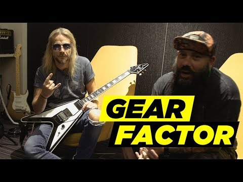 Judas Priest's Richie Faulkner: Why I Play Guitar