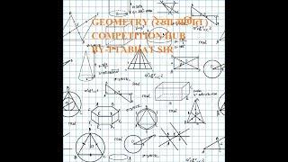 geometry (रेखा गणित )
