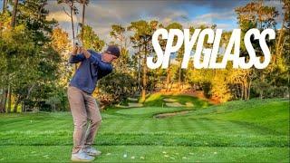 Playing Spyglass At Pebble Beach | Bucket List Course Vlog