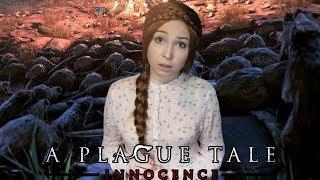 СЕМЕЙНЫЕ УЗЫ И КРЫСЫ Прохождение A Plague Tale  Nnocence 1