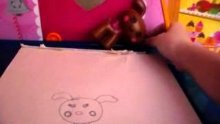 How To Draw Lalaloopsy Dog