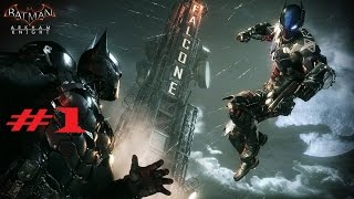 Batman: Arkham Knight - Walkthrough PART 1 [PC] 1080p No Commentary