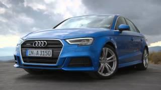 2016 audi a3 sedan facelift footage