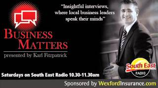Karl Fitzpatrick interviews Derek Conniffe from Carnsore Broadband
