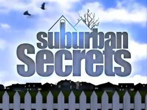 Suburban Secrets    Eric Miller