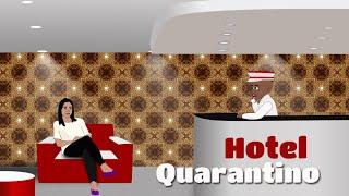 Download Takpo Tv Comedy - Hotel Quarantino (UG Toons)