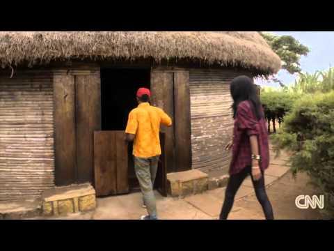 Bourdain receives a warm welcome in Ethiopia