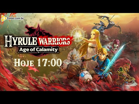 HL LIVE - Hyrule Warriors: Age of Calamity (SWITCH) #1