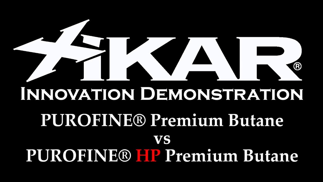 XIKAR   100ml Purofine® Premium Butane