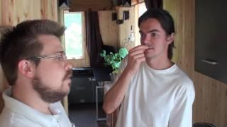 Francis visite une micro-maison de LUXE  (Partie 1/2)