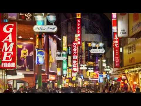 Shibuya y Koto-ku, Tokio, Japón: Vídeo generado automáticamente con la App de Fotos