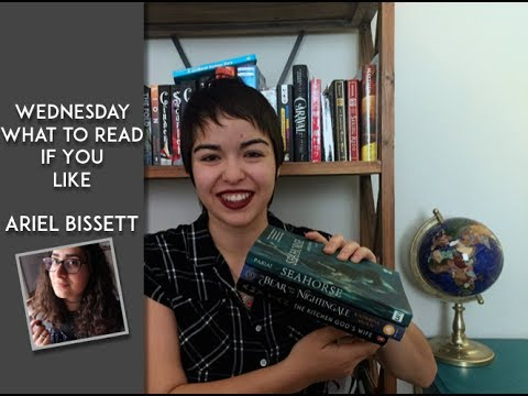 Book Recommendations: What to Read if You Like Ariel Bissett