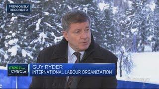 Technology 'breeding disorientation' and affecting politics: ILO | World Economic Forum