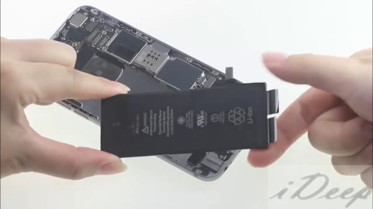 【iDeep教學】iPhone 6/6Plus全機【維修】【解鎖】【螢幕更換】【相機更換】【電池更換】【推薦】 - YouTube