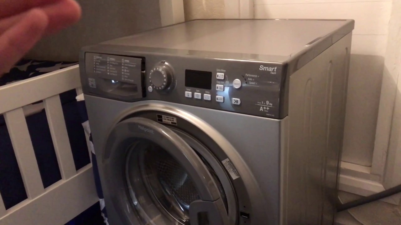 overview and review of the hotpoint wmfug 942 washing machine