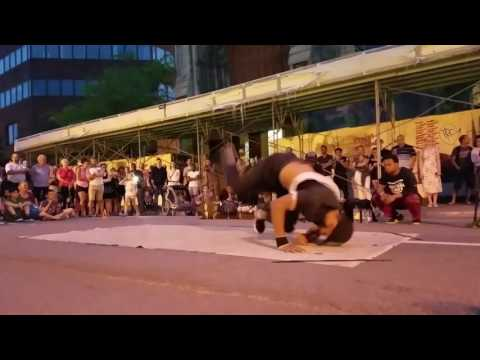 Montreal Street Dancer