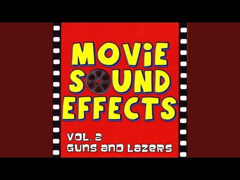 Gun Sound Effects Sci-fi Lazer 24
