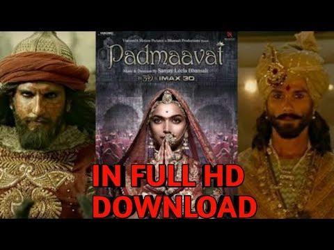 Padmavati picture full movie hd download in hindi free 700mb online