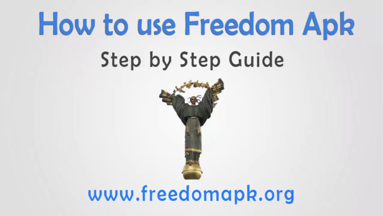 freedom apk for online games