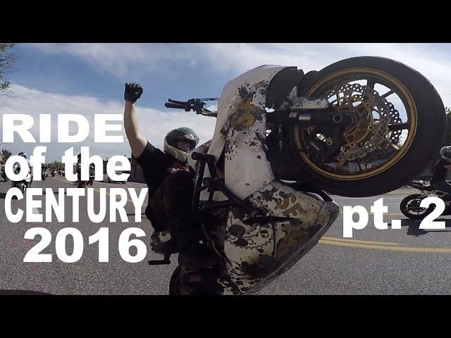 RIDE OF THE CENTURY 2016