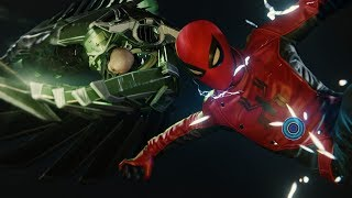 Spider-Man vs Vulture and Electro (Last Stand Suit Walkthrough) - Marvel