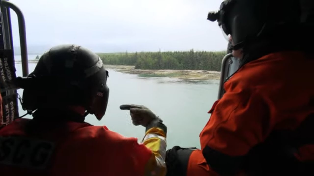 Lost in the Water Rescue! | Coast Guard Alaska | Full Episode