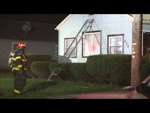 Keller Drive New Haven House Fire