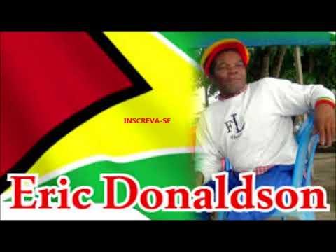 ERIC DONALDSON - 20 SUPER SUCESSOS
