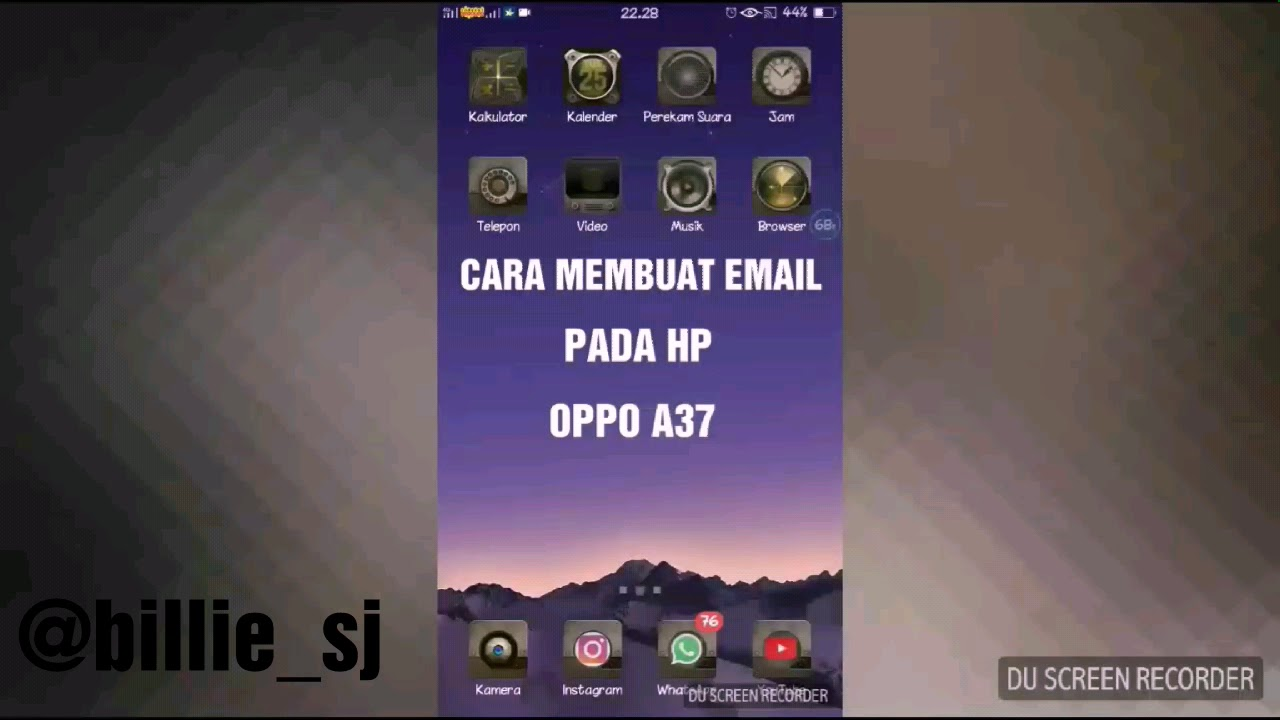 cara download video youtube dari hp oppo