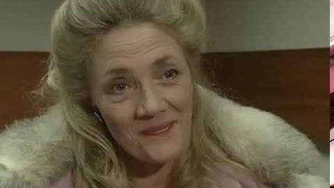 (1991 - 1999) Shirley Stelfox (Edna Birch) in The Bill