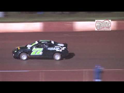 Dixie Speedway 5/27/17 Street Stinger Feature!