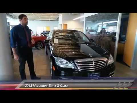 2013 mercedes benz s class s550 minnetonka minneapolis for Mercedes benz bloomington mn