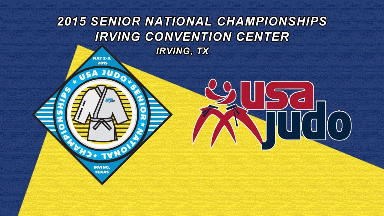 USA Judo Senior Nationals - Day 1 Finals