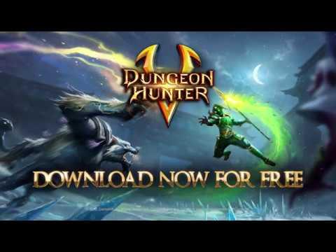 Dungeon Hunter 5 - Legendary Hunts Update