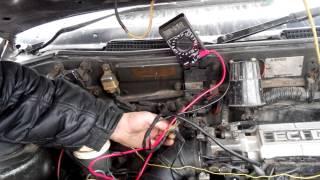 MMC Galant 4G37 настройка ДПДЗ 3-pin