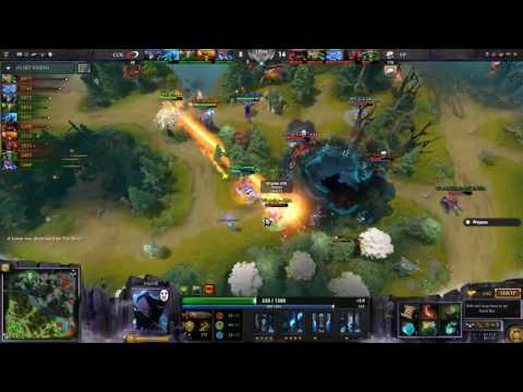 compLexity Gaming vs Virtus.pro Game 2- EPICENTER Moscow Full Highlights Dota 2