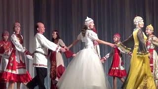 Чувашские свадебные костюмы