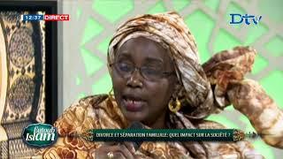 ETOUB ISLAM DU 13 12 2019 DIVORCE ET SEPARATION FAMILIALE