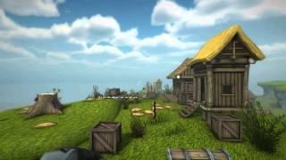 Platformer 3D Game Models