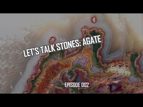 Let's Talk Stones: Red Agate Loose Beads & Benefits (002)