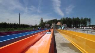 Accelerators- Calypso Theme Waterpark